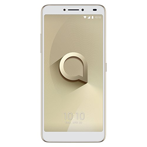 Alcatel 3v - Smartphone de 6' (Quad-Core 1.45 GHz, Memoria 16 GB Ampliable hasta MicroSD de 128 GB, cámara DE 16 MP AF...