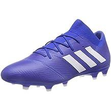 adidas Nemeziz 18.2 FG, Botas de fútbol para Hombre