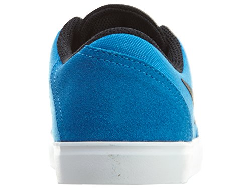 Nike Sb Check (Gs), Scarpe da Skateboard Bambino Azul (Photo Blue / Black)