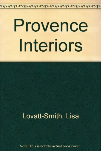 Provence interiors. Ediz. italiana, spagnola e portoghese (Mid size)