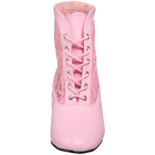 Pleaser - Dame05/B/Pu, stivaletti  da donna Rosa(Baby Pink)