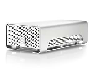 G-TECHNOLOGY G-RAID 4TB Dual-HDD Raid0 Firewire 400/800 USB3.0 Aluminium Gehaeuse RETAIL external G-TECH GRADU3EB40002BD