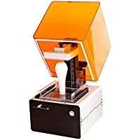 3d-Drucker (SLA estereolitografia Technologie), Kunstharz Flammender, Easy -