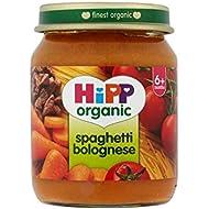 Hipp Spaghetti Bolognese Organique 6Mois + (125G)