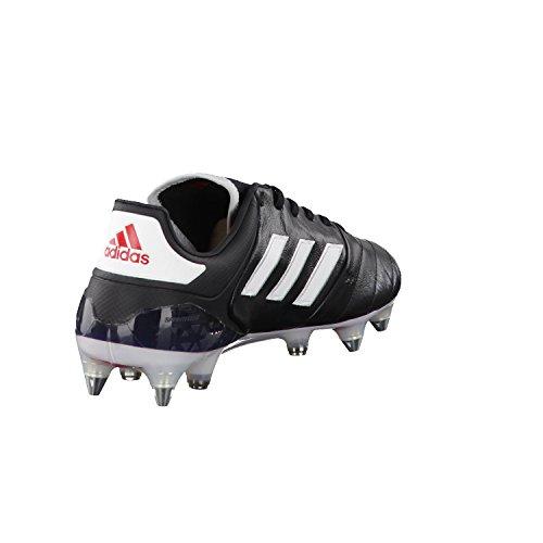 adidas Copa 17.1 Sg, pour les Chaussures de Formation de Football Homme Noir (Negbas/ftwbla/rojo)