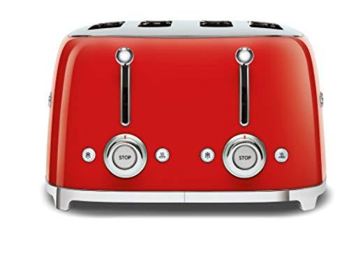 SMEG TSF03RDEU Toaster, 2000, Rot