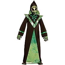 Widmann 03987–Disfraz para niños Alien, perchero y máscara