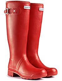 Hunter New Original Tour Wellington Boots ? Red