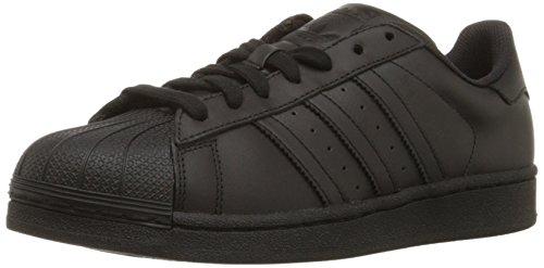 Adidas Superstar Foundation Black Mens Trainers - AF5666 Black