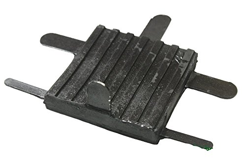 bearmach Kupplung und Bremse Pedale Pedal Pad Kupplung & Bremse Series I SWB Series I LWB Series II 88Serie II 109Serie IIA 88Series IIA 109Serie III 88Serie III 109110Alle Modelle BR 1135 - 1135-serie