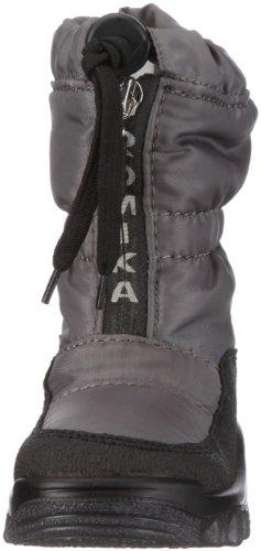 Romika Polar K118 59052 Unisex-Kinder Schneestiefel Grau (graphit 716)