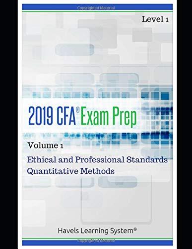cfa program curriculum 2019 level i volumes 16 box set cfa curriculum 2019