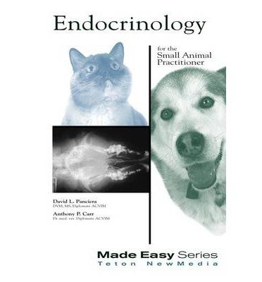 [(Endocrinology for the Small Animal Practitioner)] [Author: David Panciera] published on (January, 2005)