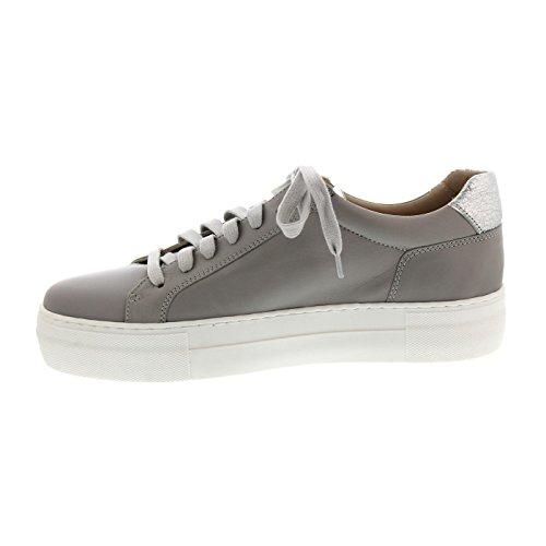Donna Carolina Sneaker, Dream Perla Anna, grau / silber 33.168.122-003 Grau / Silber