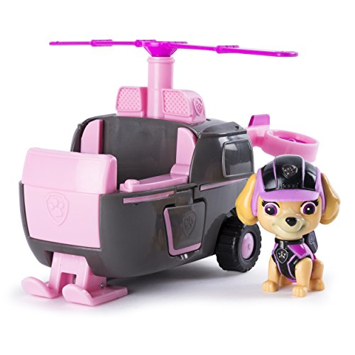PAW PATROL 6037968 PAW Vehicle-Skye's Mission Hubschrauber
