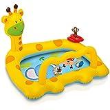 Smiley Pool Baby-Giraffe