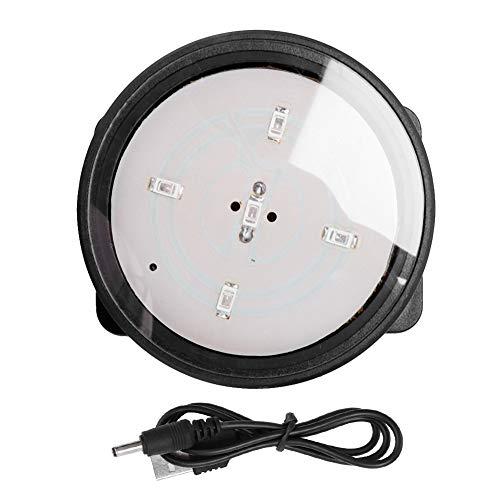 LED-UV-Lampe, elegantes tragbares UV-Desinfektion Licht-wiederaufladbare Lampe für Schlafzimmer, Kühlschrank, Schuhschrank