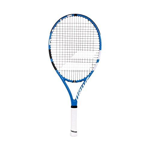 "Babolat Kinder Tennisschläger Drive Jr. 25"" besaitet hellblau (299) OO"