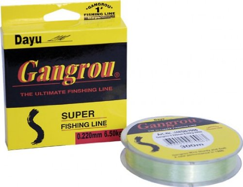 Eft Gangrou 0,254mm 9,30kg 300m