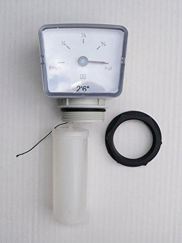 Farm & Field Jauge pour réservoirs à carburant/Huile/Eau. 2 pieds 15,2 cm