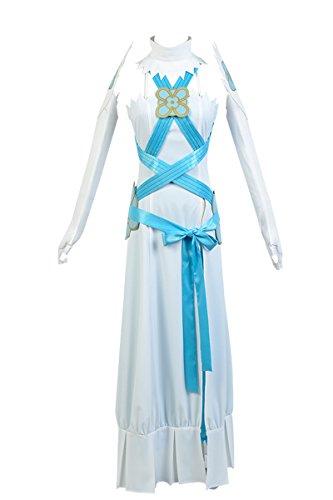 ua Azura Cosplay Kostüm Weiß L ()