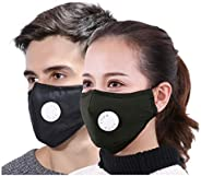 Xtore® N95 / PM 2.5 Ultra-Comfortable Anti Pollution Mask | Breathing Valve | Anti Dust - Prevents Particulate matter Premium