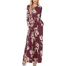 Amazon Fr Robe Longue Boheme Chic
