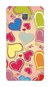 Upper case Fashion Mobile Skin Sticker for Samsung Galaxy a7 2016