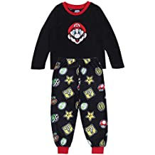 Super Mario Pijama, Color Negro