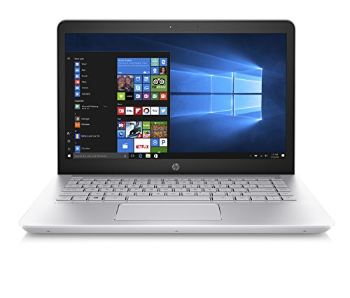 HP Pavilion 14-bk011nf Ultrabook 14' HD Gris/Argent (Intel Core i3, 4 Go de RAM, SSD 128 Go, Intel HD 610, Windows 10)