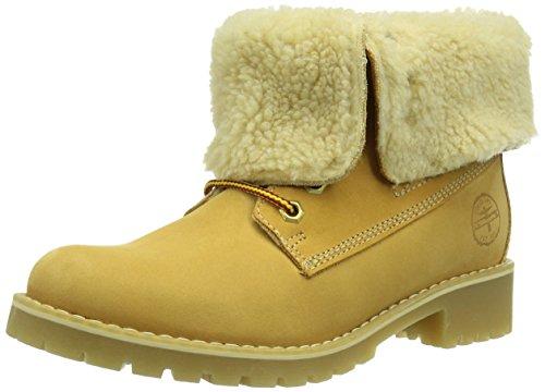 Tamaris Active 26443, Chaussures montantes femme Jaune (Corn 610)