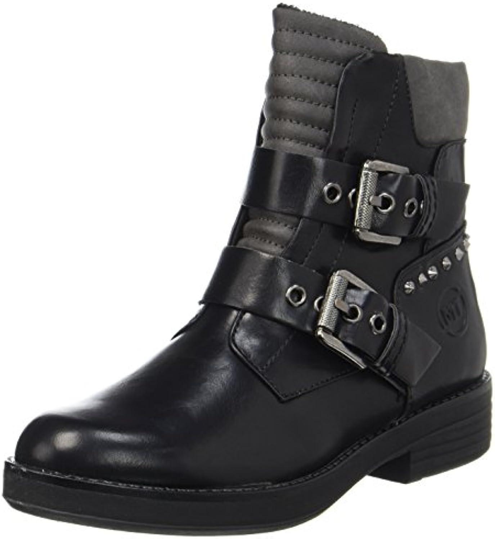 MARCO TOZZI Damen 25800 Stiefel 2018 Letztes Modell  Mode Schuhe Billig Online-Verkauf
