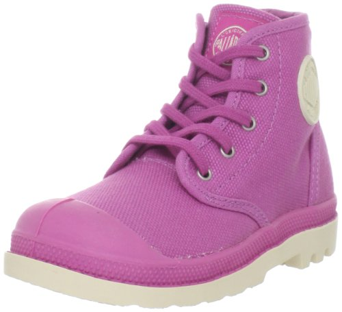K-swiss Kleinkind (Palladium PAMPA HI 22352-689-M, Unisex - Kinder Stiefel, Pink (IBIS ROSE), EU 21 (UK 4.5) (US 5))