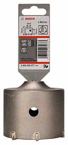 Bosch Professional Hohl-Bohrkrone SDS-plus-9 Core Cutter (Ø 82 mm)