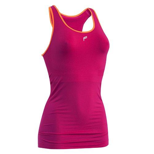 f-lite-canottiera-da-donna-megalight-140-strato-base-rosa-rosa-orange-m