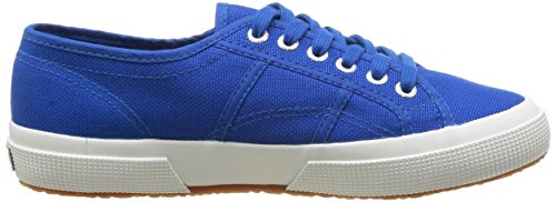 Superga 2750- Cotu Classic, Low-top mixte adulte Bleu (G03 Sea Blue)