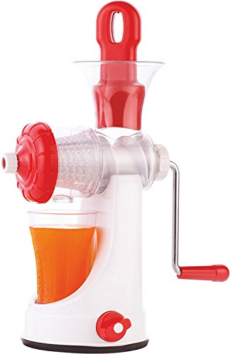 Regalo Famous Fruit & Vegetable Jumbo Juicer Mixer Grinder with Vaccum Locking, Multicolor (Better Performance)  available at amazon for Rs.299