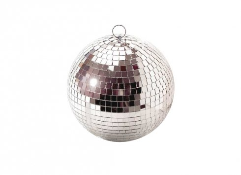 Mirror Ball 10cm cromado bola de espejos–Bola Discoteca strobosfere