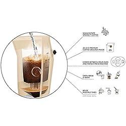 Kaffee Geschenk-Set, Coffeebrewer 10er-Sortiment, Perfektes Weihnachtsgeschenk