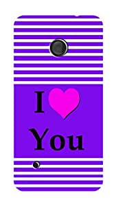 SWAG my CASE PRINTED BACK COVER FORNOKIA LUMIA 530 Multicolor