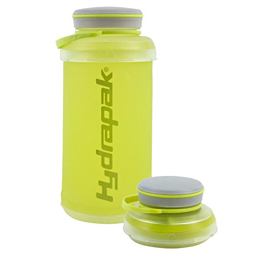 Hydrapak Per Le Scorte Richiudibile Pieghevole Bottiglia - Lime, 750ml