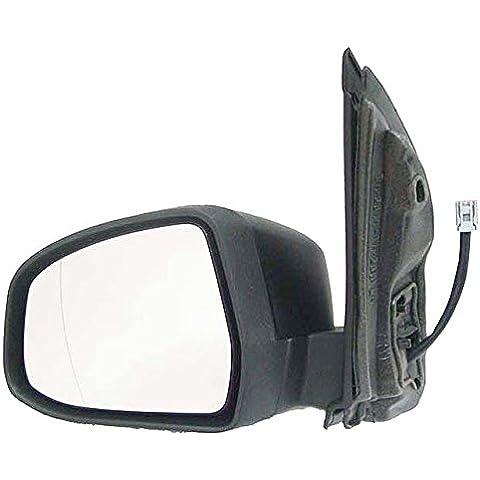 Ford Focus 2008,2009,2010,2011,2012,2013,2014eléctrica, calefacción, indicador, blanco puerta espejo/espejo retrovisor/espejo completo izquierdo) (lado del