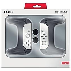 Big Ben Set di 2 Impugnature per i Controller Joy-Con - Classics - Nintendo Switch