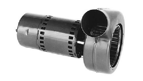 A.O. Smith 408 90 CFM, 1/40 hp, 3000 RPM, 115/208-230 Volts, Shaded Pole, 1 Speed Centrifugal Blower by A. O. Smith (90 Cfm-motor)