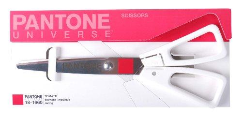 Pantone Universe Scissors, 6.75 Inches, Tomato (50285-02489-9) Pantone Universe