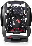 Cosatto Hug Group 1/2/3 Car Seat 2014 Range - Go Lightly