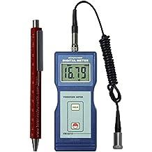 Análisis de teren-vm-6310Medidor de vibración Digital Medidor de pruebas de Vibrometer para maquinaria