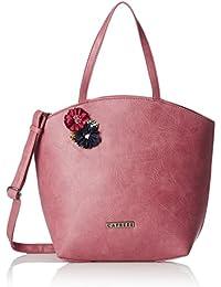 Caprese Petal Women's Tote Bag (Pink)