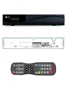 FTE MAX S102 E Tuner Digital