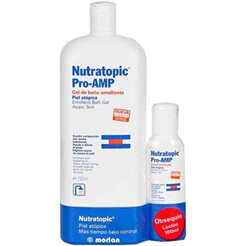 Isdin Nutratopic Pro-amp Shower Gel 750ml